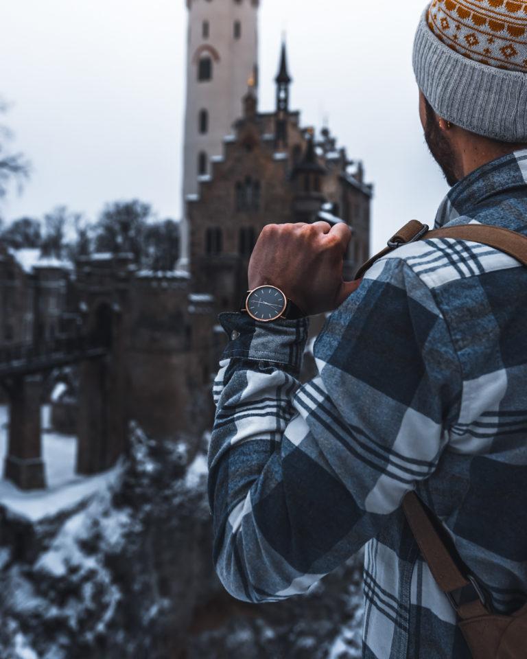 onyx watch black 40mm