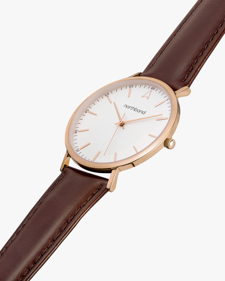 sail watch rose gold